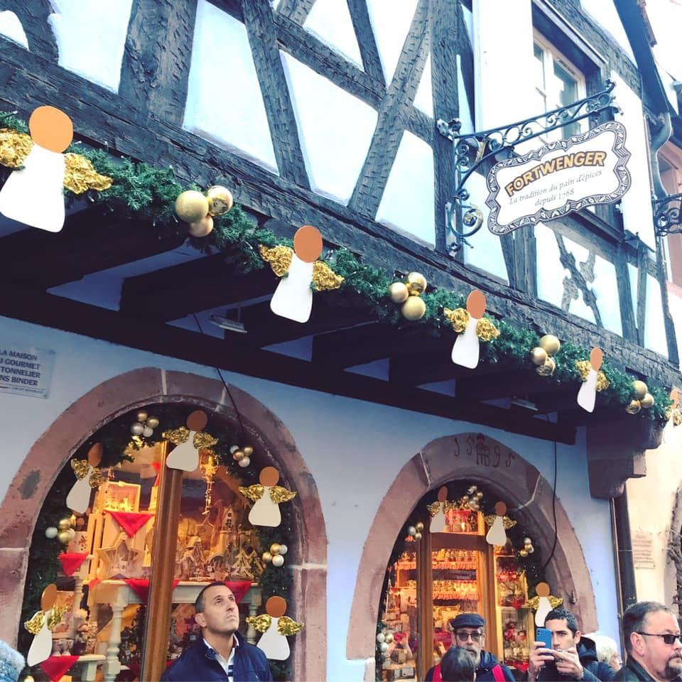 クリスマスマーケット巡りⅤ Riquewihrリクヴィル_a0100596_13351716.jpg