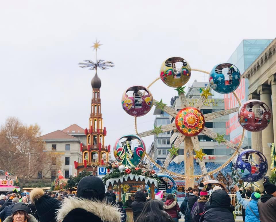 クリスマスマーケット巡りⅥ Stuttgart シュツッツガルト_a0100596_14343476.jpg