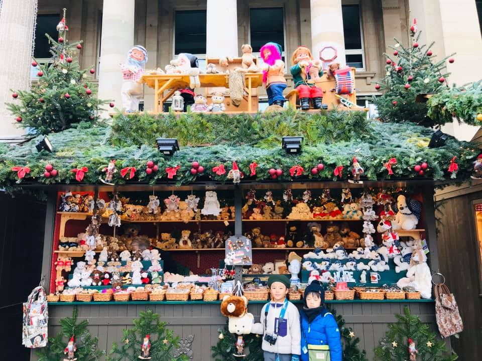クリスマスマーケット巡りⅥ Stuttgart シュツッツガルト_a0100596_14371289.jpg