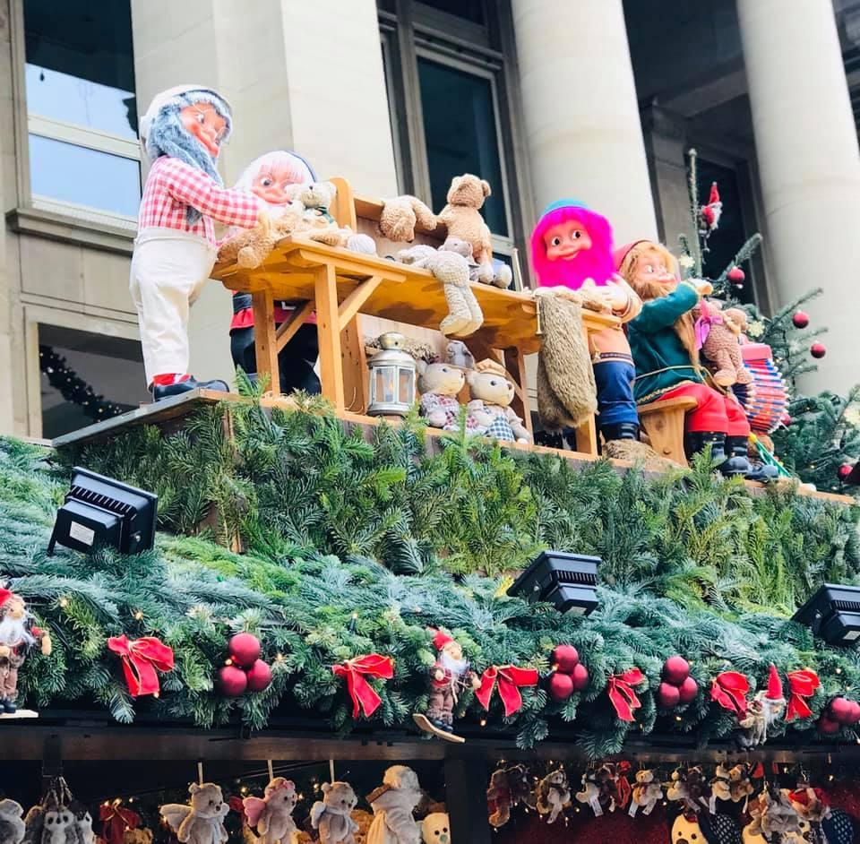 クリスマスマーケット巡りⅥ Stuttgart シュツッツガルト_a0100596_14381859.jpg