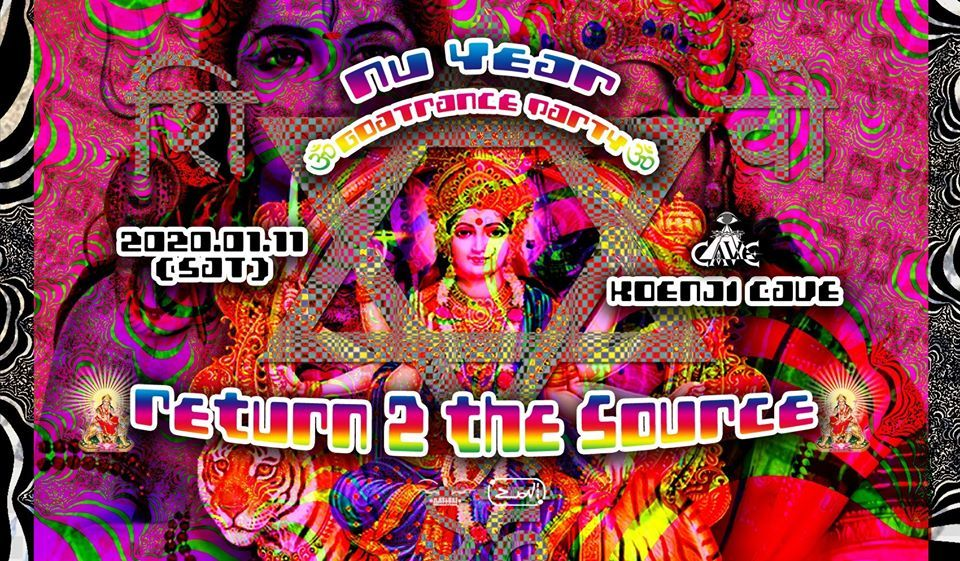 2020年1/11 ゴアトランス新年会 ॐ Nu Year Goa Trance Party 2020 ~Return 2 the Source~_c0311698_22031631.jpg