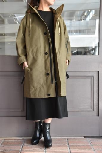 コートの季節です。。。SOFIE D\'HOORE_e0127399_12553019.jpg