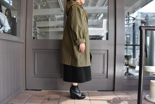 コートの季節です。。。SOFIE D\'HOORE_e0127399_13023619.jpg