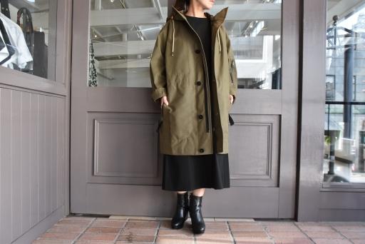 コートの季節です。。。SOFIE D\'HOORE_e0127399_13040291.jpg