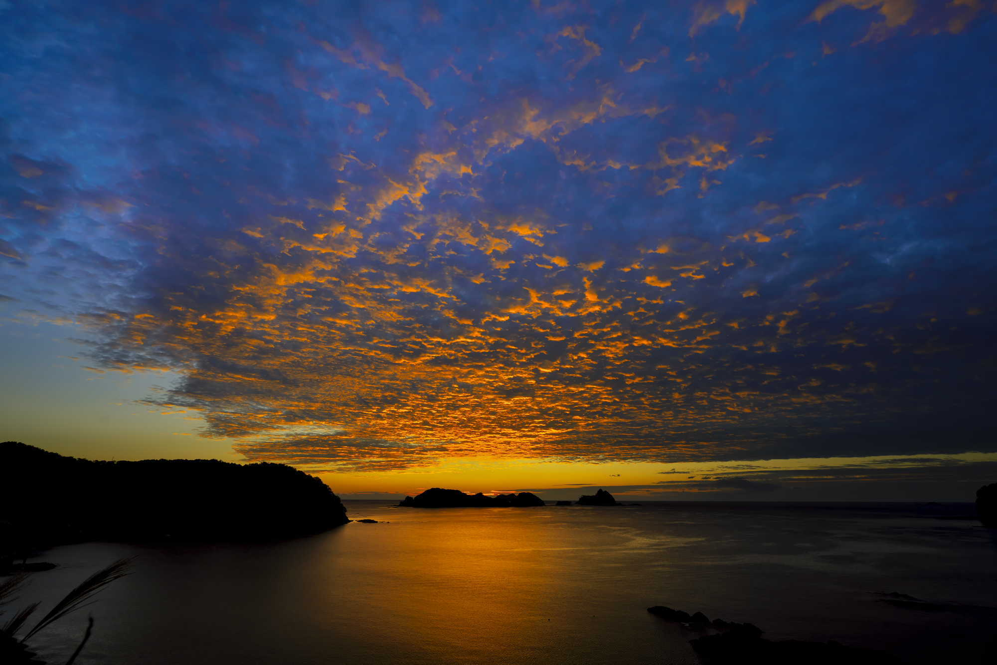 古里海岸朝景_d0020300_07300228.jpg