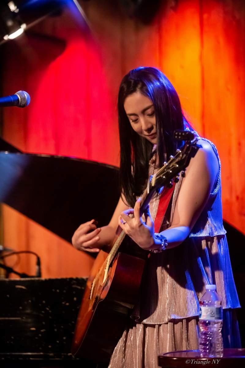 Ka-Na (植村花菜) @Rockwood Music Hall Stage 3 Nov 17 2019_a0274805_01125053.jpg