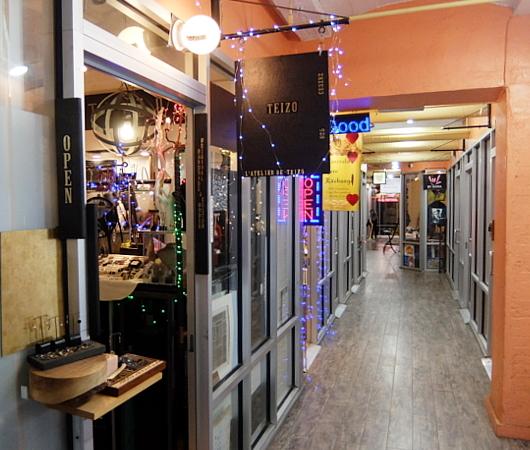 ザ・ショップス・アット 145 フロント・ストリート, ダンボ(The Shops at 145 Front Street, Dumbo)_b0007805_09305231.jpg