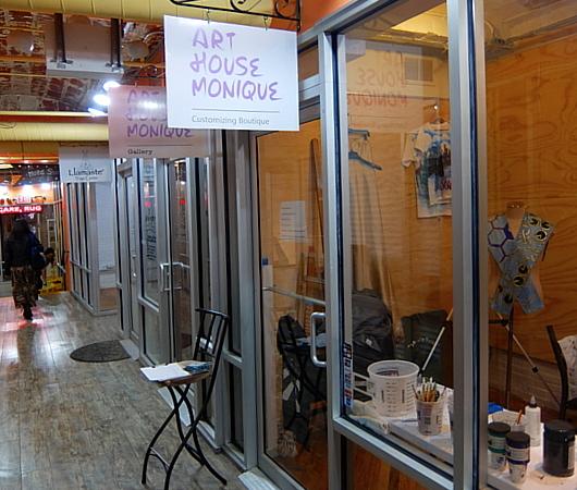 ザ・ショップス・アット 145 フロント・ストリート, ダンボ(The Shops at 145 Front Street, Dumbo)_b0007805_09320683.jpg