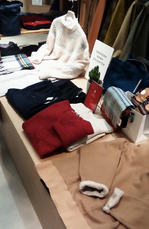 京王新宿店 GRANDMA MAMA DOUGHTER Christmas Fair_b0397010_13242389.jpg