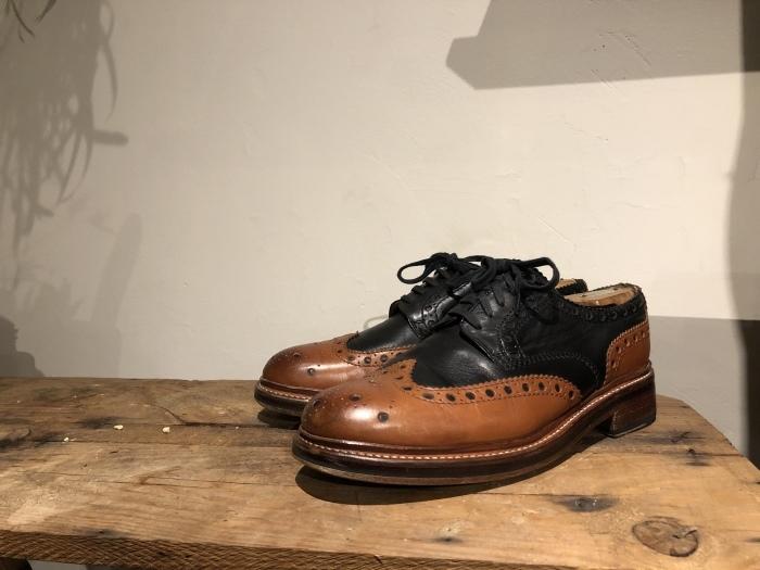 12.7(SAT)2F LeatherShoes入荷します!_b0247211_20513189.jpeg