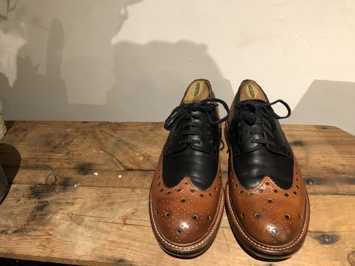 12.7(SAT)2F LeatherShoes入荷します!_b0247211_20514978.jpeg