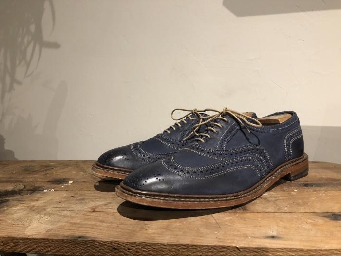 12.7(SAT)2F LeatherShoes入荷します!_b0247211_20530676.jpeg