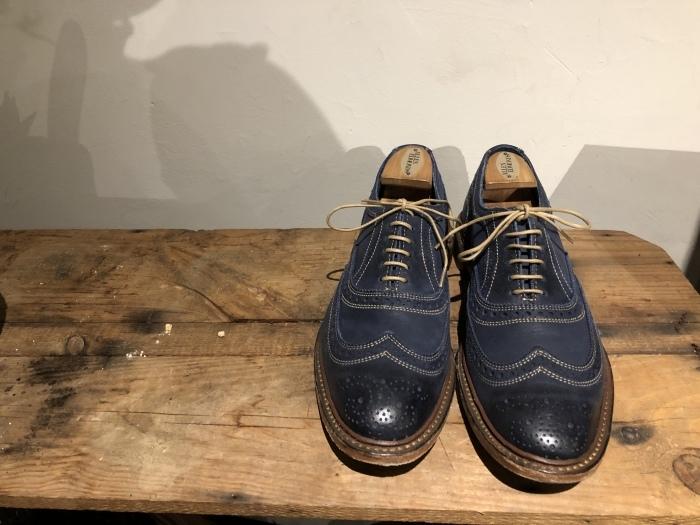 12.7(SAT)2F LeatherShoes入荷します!_b0247211_20532155.jpeg