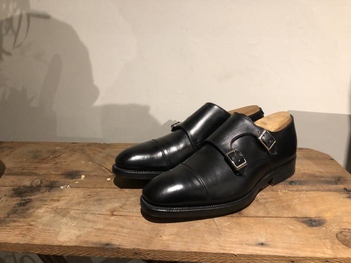 12.7(SAT)2F LeatherShoes入荷します!_b0247211_20533819.jpeg