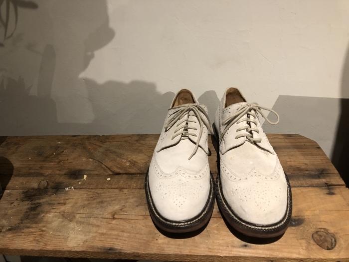 12.7(SAT)2F LeatherShoes入荷します!_b0247211_20540743.jpeg