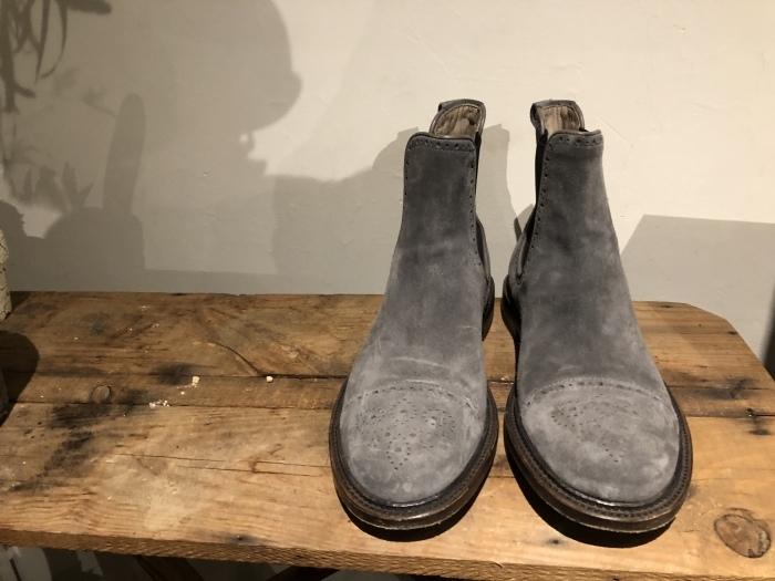 12.7(SAT)2F LeatherShoes入荷します!_b0247211_20543292.jpeg