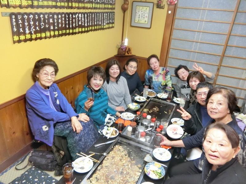 12月5日(木)真木由布子さんと忘年会_d0278912_00131505.jpg