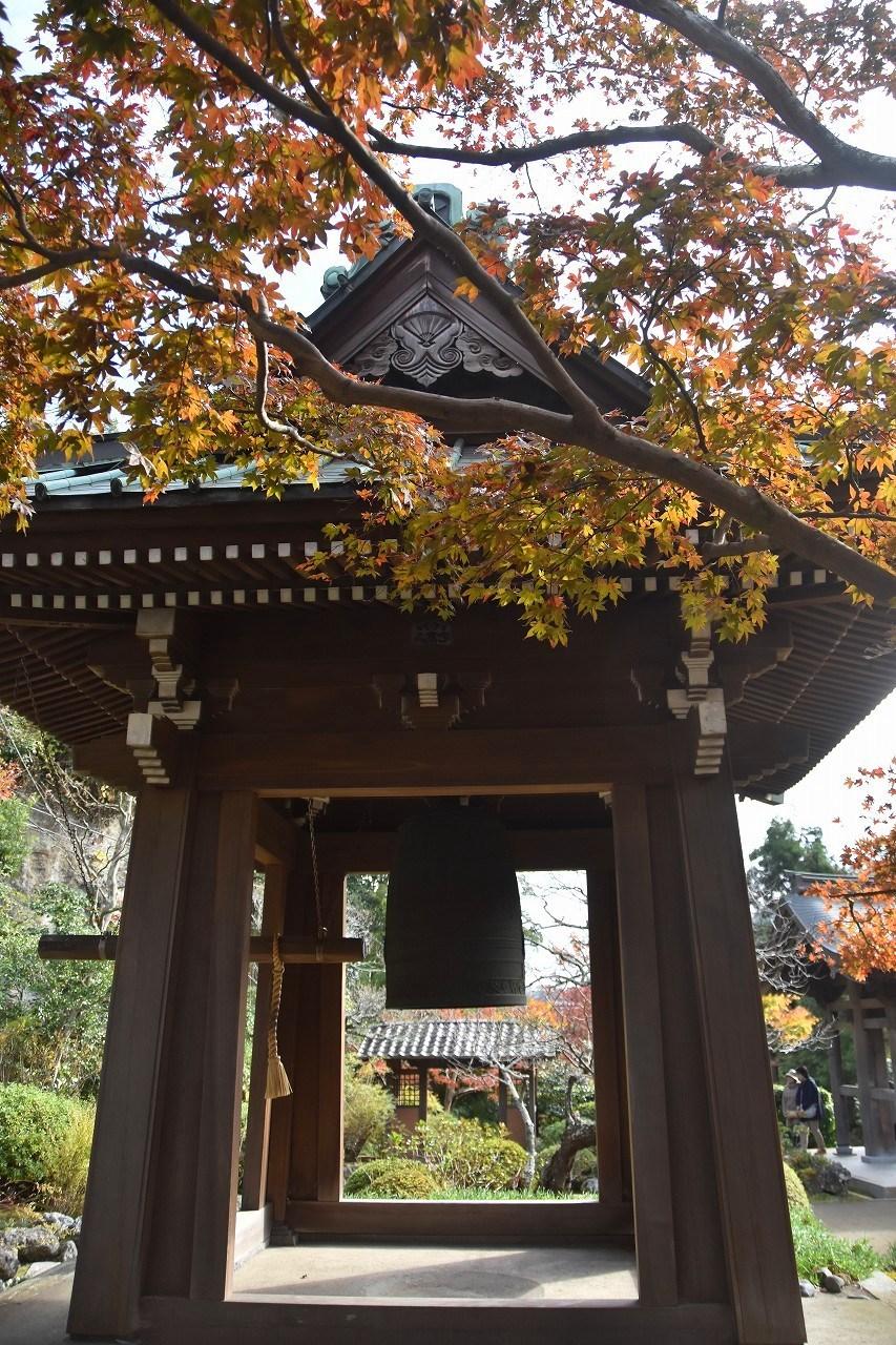 鎌倉紅葉 海蔵寺_d0065116_21492772.jpg