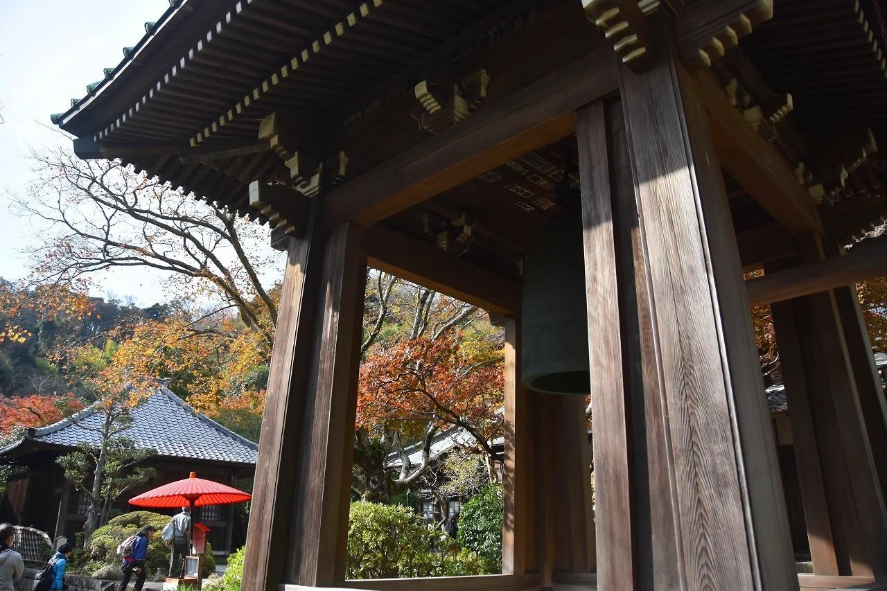 鎌倉紅葉 海蔵寺_d0065116_21511586.jpg
