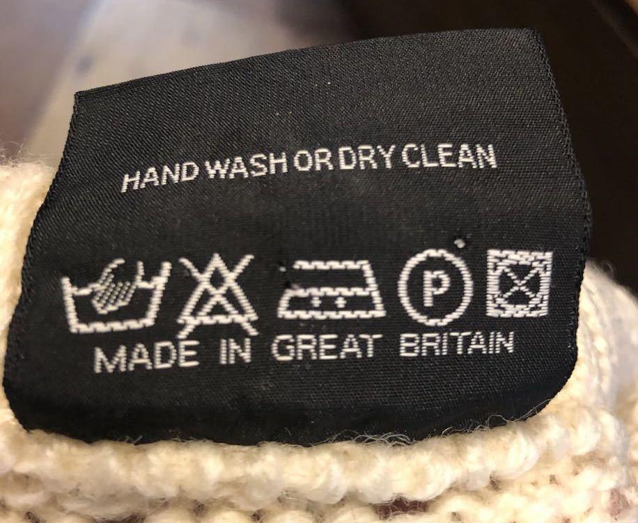 12月7日(土)入荷!デッドストック MADE IN IRELAND ARAN セーター(フィッシャーマンズセーター)など色々入荷!_c0144020_13564808.jpg