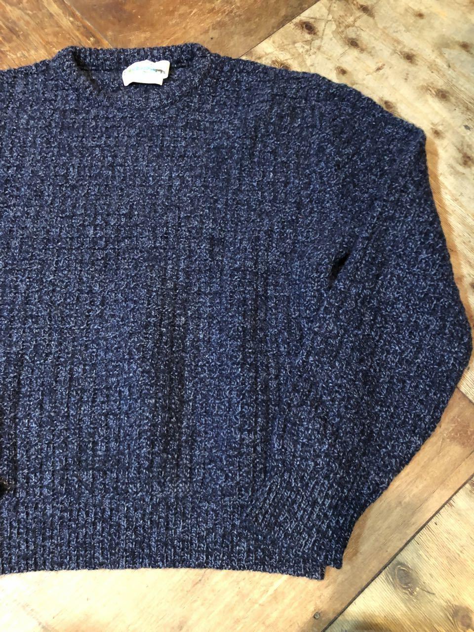 12月7日(土)入荷!デッドストック MADE IN IRELAND ARAN セーター(フィッシャーマンズセーター)など色々入荷!_c0144020_13570844.jpg