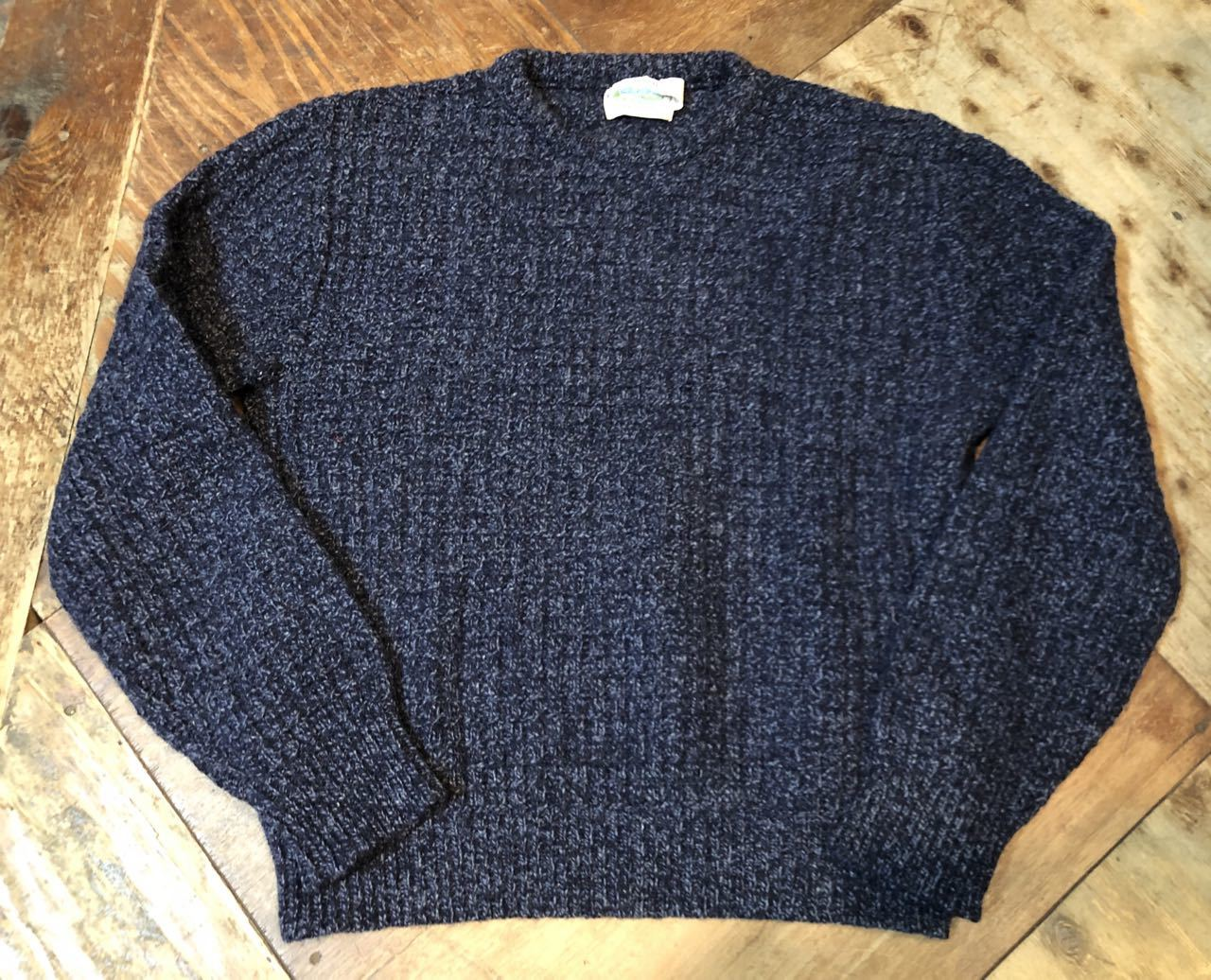 12月7日(土)入荷!デッドストック MADE IN IRELAND ARAN セーター(フィッシャーマンズセーター)など色々入荷!_c0144020_13571135.jpg