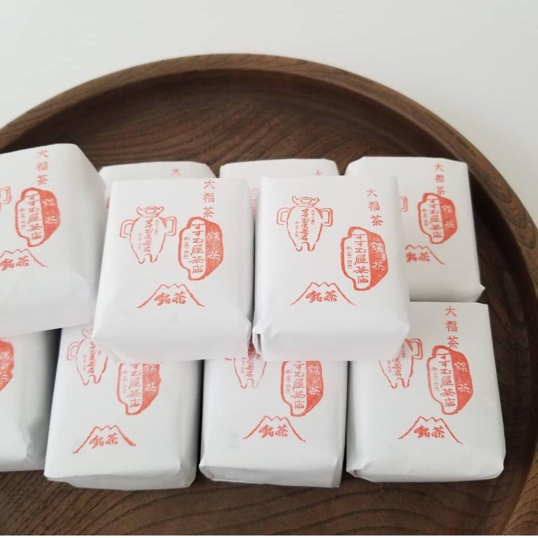 今年も大福茶、届きました!_f0120026_16504121.jpg
