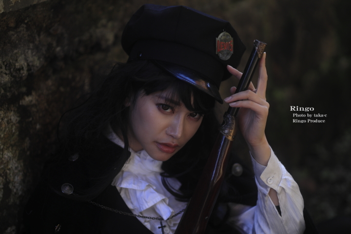 林檎 presents 廃線 × 軍服_f0253927_23264706.jpg