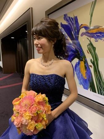卒花嫁様アルバム ホテルメトロポリタンエドモントの花嫁様より  _a0042928_15545229.jpg