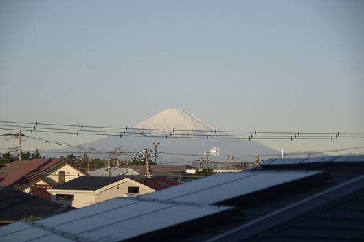 富士山きれいな一日_c0162128_23012794.jpg