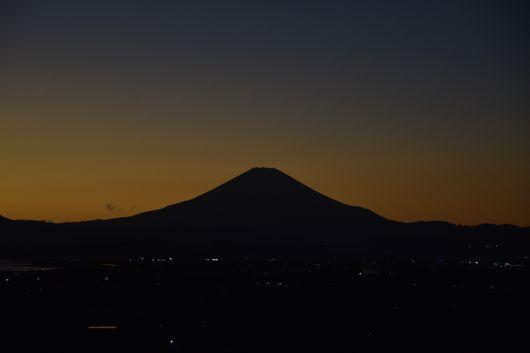 富士山きれいな一日_c0162128_23053817.jpg