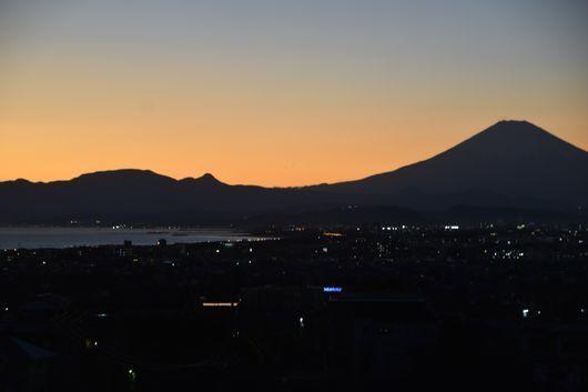 富士山きれいな一日_c0162128_23053908.jpg
