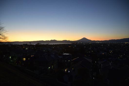 富士山きれいな一日_c0162128_23053983.jpg
