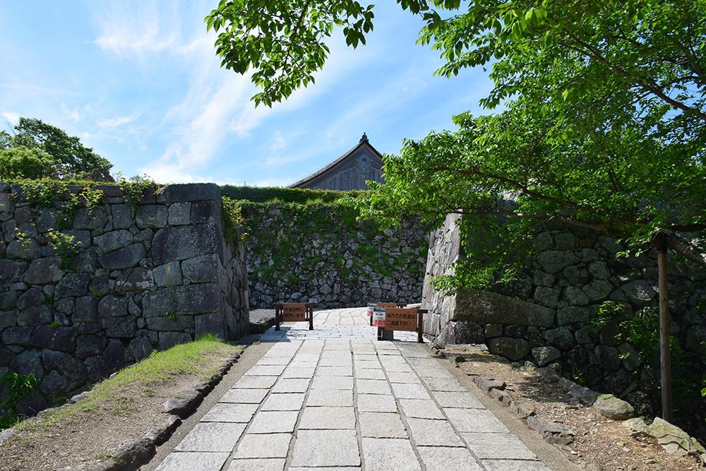 丹波国篠山城跡を歩く。 その2 ~二ノ丸~_e0158128_20105613.jpg