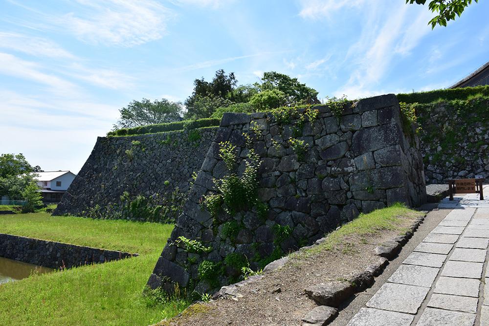 丹波国篠山城跡を歩く。 その2 ~二ノ丸~_e0158128_20110197.jpg