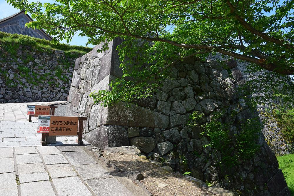 丹波国篠山城跡を歩く。 その2 ~二ノ丸~_e0158128_20110520.jpg