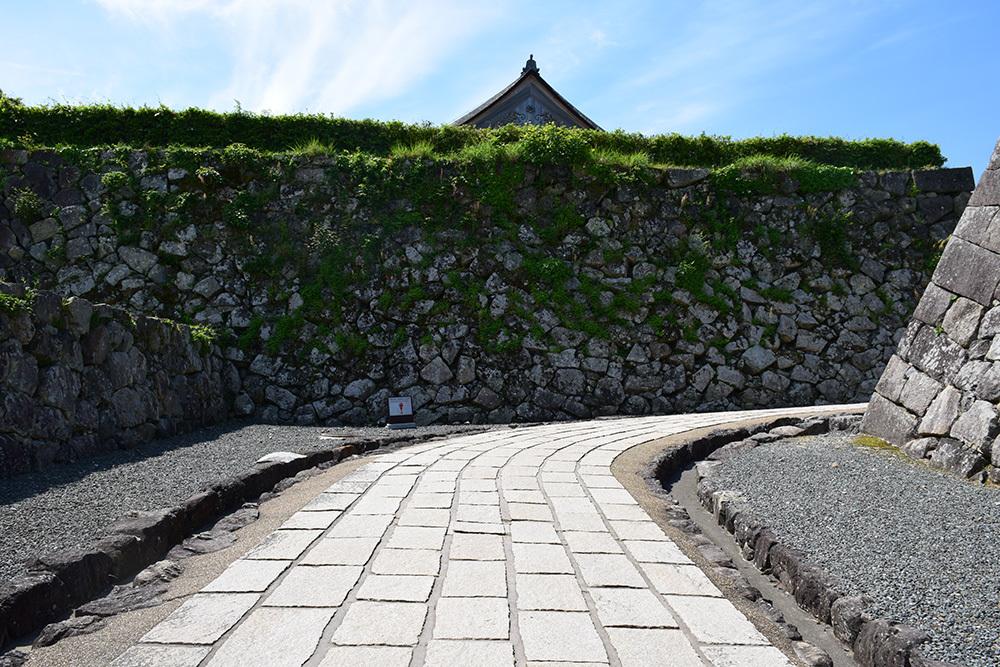 丹波国篠山城跡を歩く。 その2 ~二ノ丸~_e0158128_20124616.jpg
