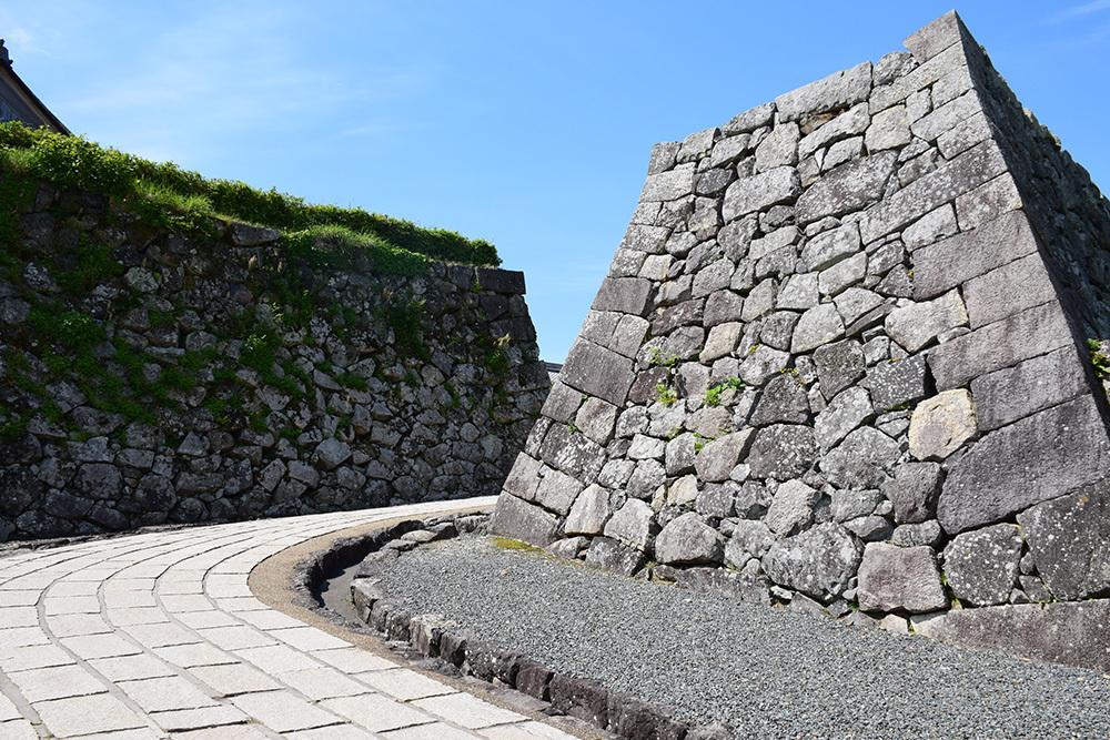 丹波国篠山城跡を歩く。 その2 ~二ノ丸~_e0158128_20124902.jpg
