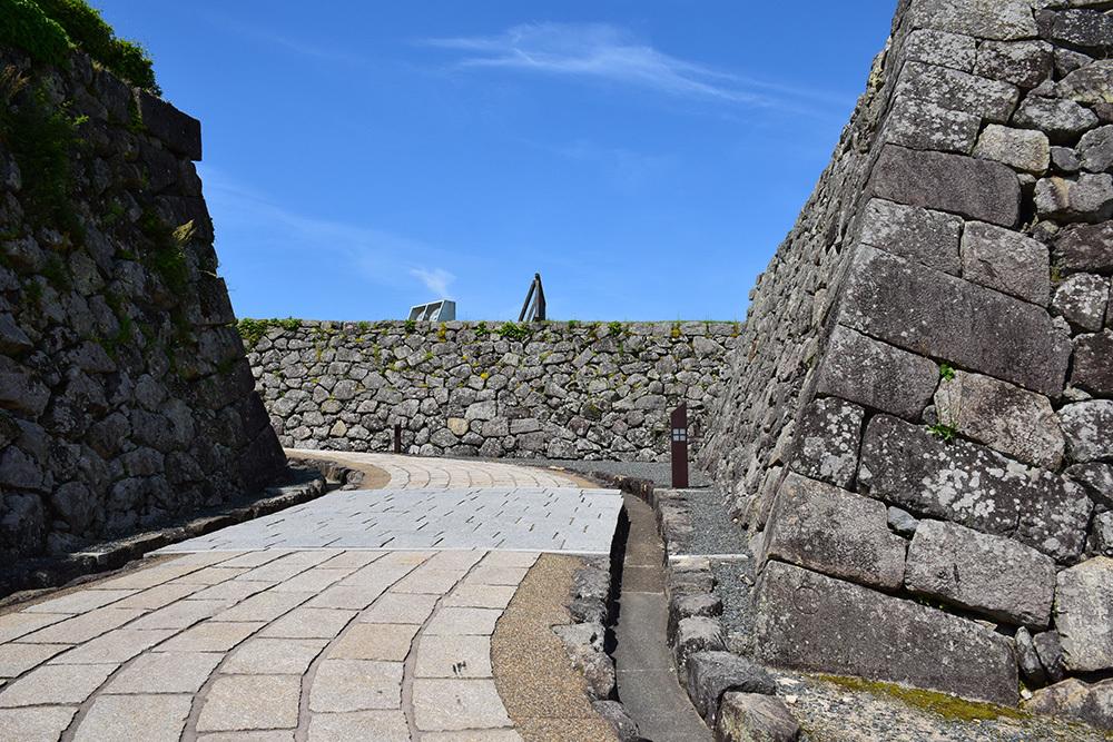 丹波国篠山城跡を歩く。 その2 ~二ノ丸~_e0158128_20141880.jpg