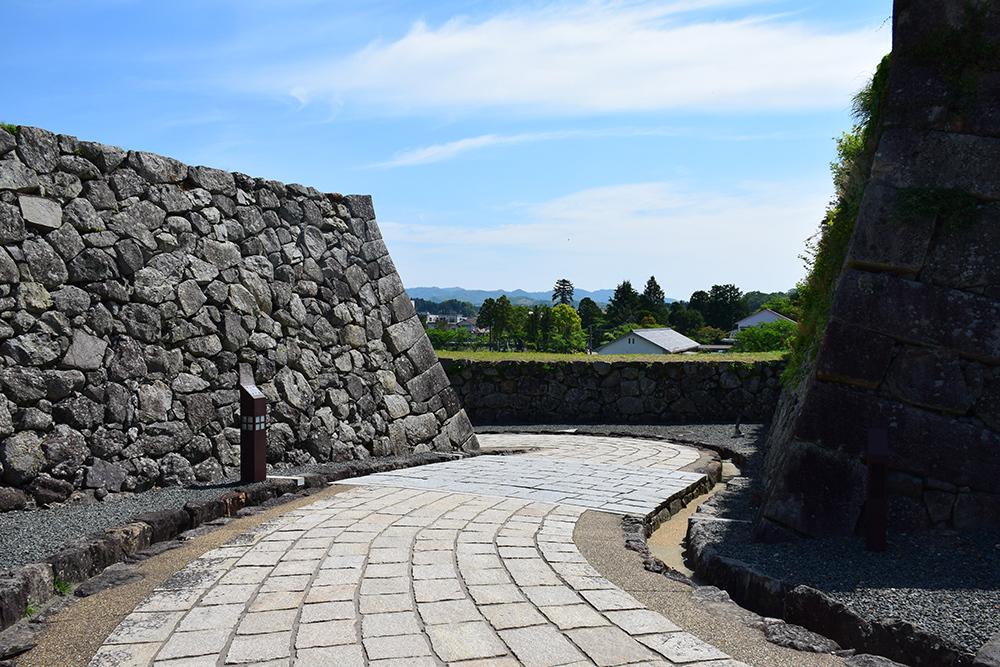 丹波国篠山城跡を歩く。 その2 ~二ノ丸~_e0158128_20174891.jpg