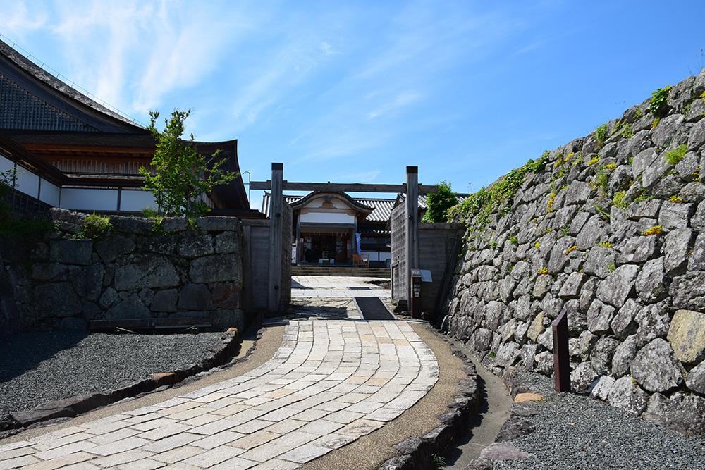 丹波国篠山城跡を歩く。 その2 ~二ノ丸~_e0158128_20175251.jpg
