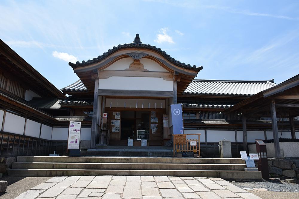 丹波国篠山城跡を歩く。 その2 ~二ノ丸~_e0158128_20193192.jpg