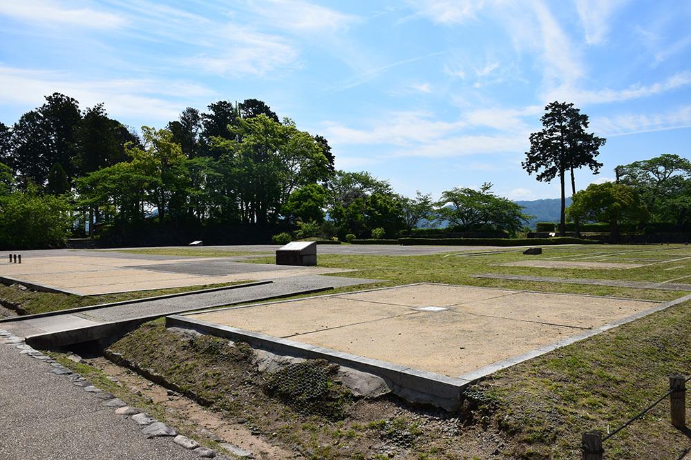 丹波国篠山城跡を歩く。 その2 ~二ノ丸~_e0158128_20214980.jpg