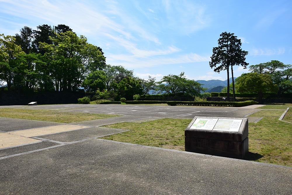 丹波国篠山城跡を歩く。 その2 ~二ノ丸~_e0158128_20261086.jpg