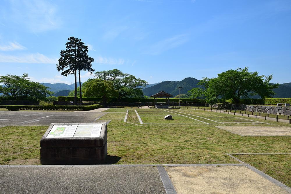 丹波国篠山城跡を歩く。 その2 ~二ノ丸~_e0158128_20261271.jpg
