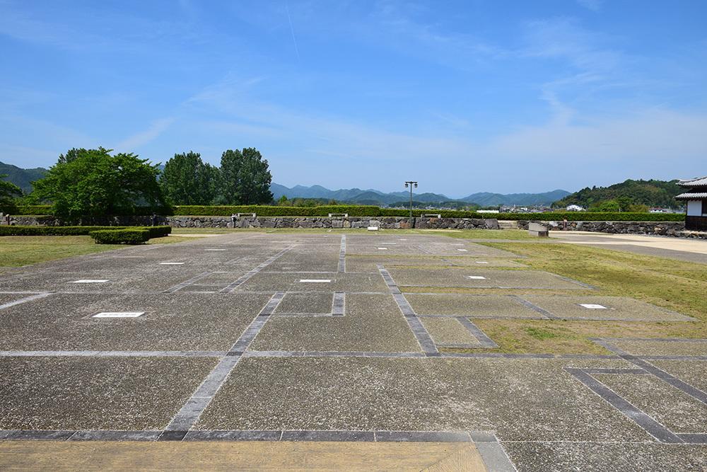 丹波国篠山城跡を歩く。 その2 ~二ノ丸~_e0158128_20274695.jpg