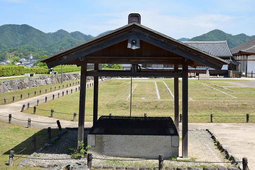 丹波国篠山城跡を歩く。 その2 ~二ノ丸~_e0158128_20302364.jpg