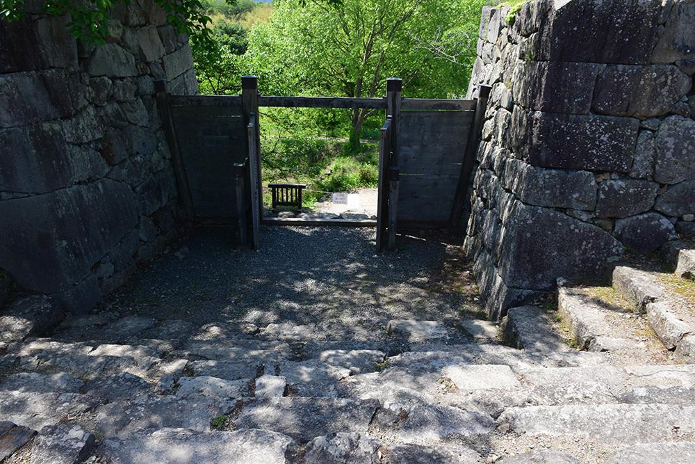 丹波国篠山城跡を歩く。 その2 ~二ノ丸~_e0158128_20324608.jpg