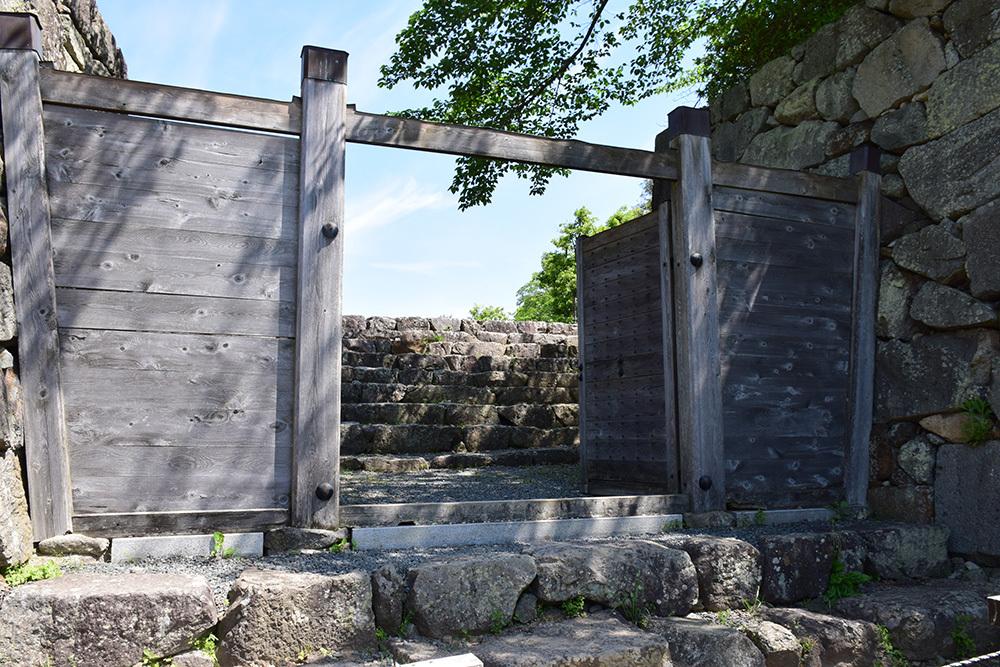 丹波国篠山城跡を歩く。 その2 ~二ノ丸~_e0158128_20324965.jpg