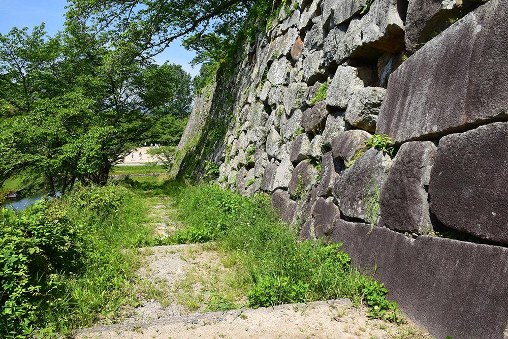 丹波国篠山城跡を歩く。 その2 ~二ノ丸~_e0158128_20340504.jpg